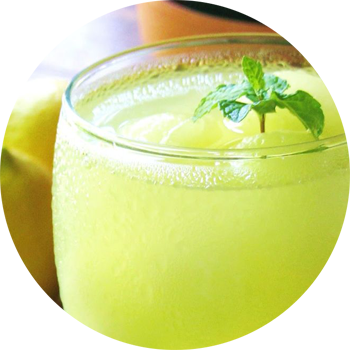 Sparkling Honey Dew