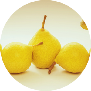 yellow-pear